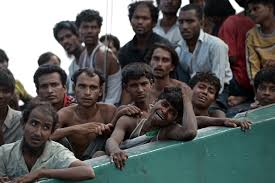 Increased influx of Immigrants into Bangladesh from Myanmar