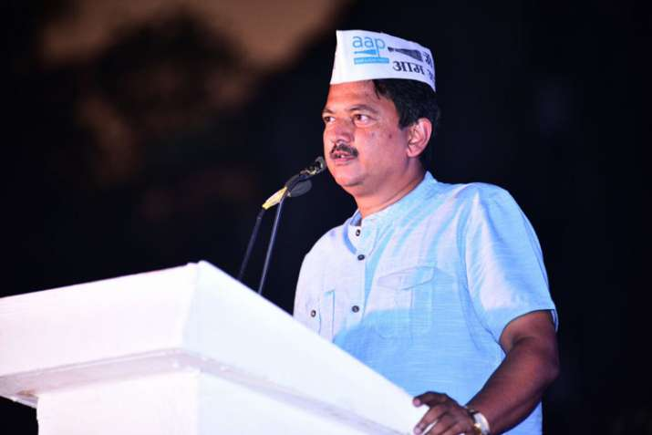 AAP's Goa candidate for Chief Minister