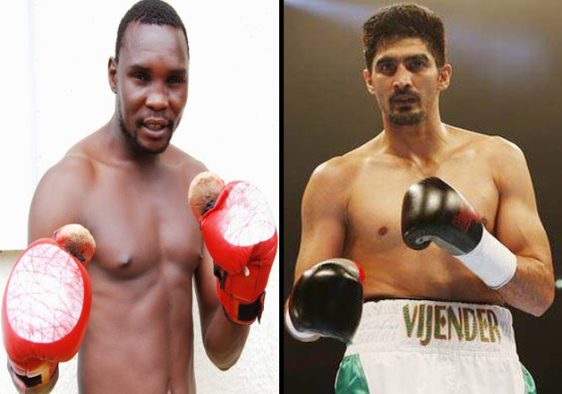 'Will end your boxing career': Francis Cheka warns