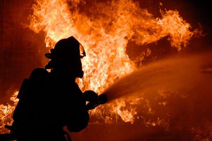 Seven feared dead as fire breaks out in hotel in