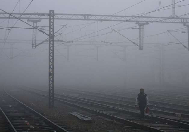 Representational pic - 67 trains, 24 flights delayed due to