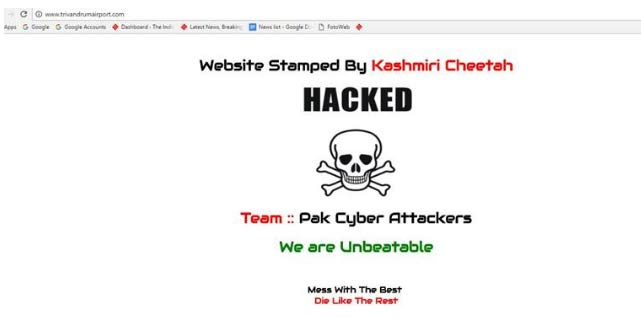 India Tv - Kerala, Cyber Attack, Pakistan, Cyberspace