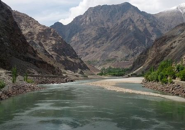File pic - Indus Water Treaty
