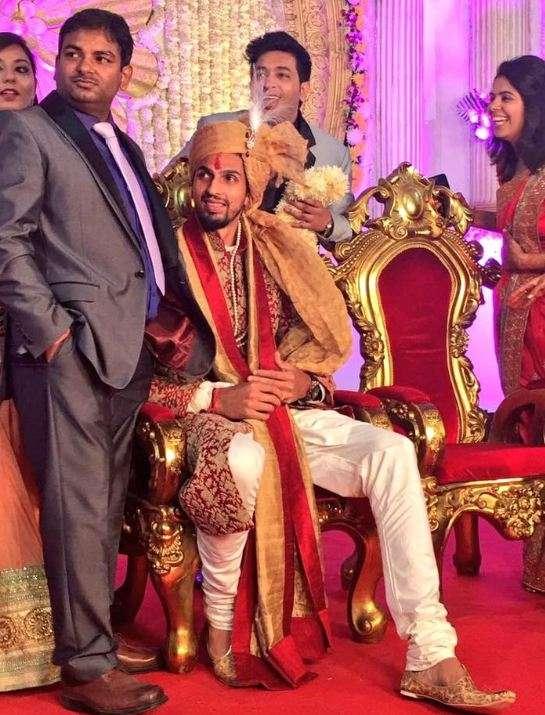 India Tv - Ishant Sharma's wedding was an intimate affair
