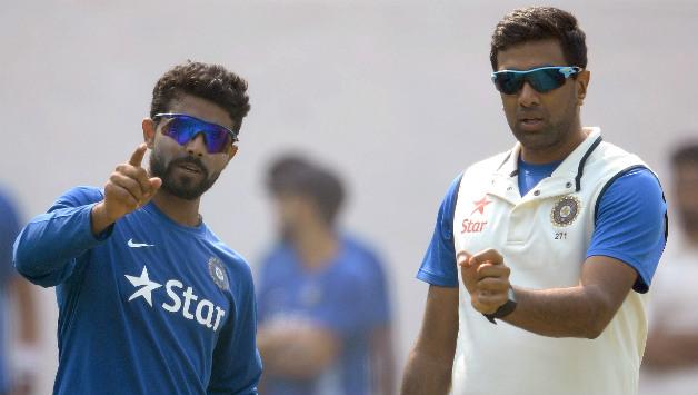 Spinners Ashwin, Jadeja grab top two spots on ICC bowling chart | Cricket  News – India TV