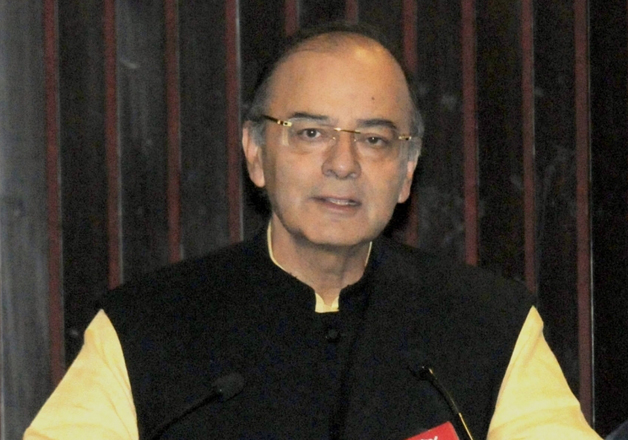 File pic of Union Finance Minister Arun Jaitley