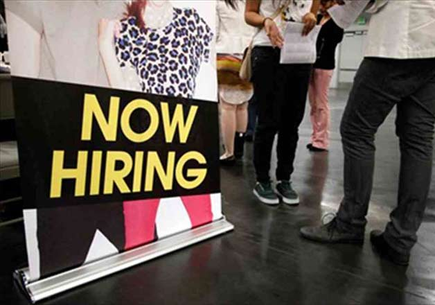 US unemployment rate falls to nine-year low of 4.6 pc in