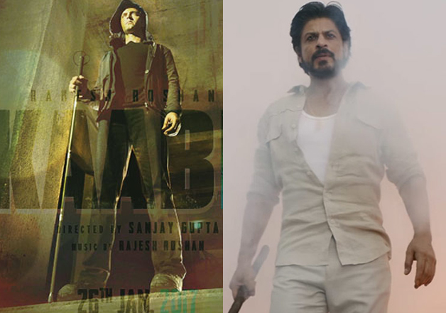'Kaabil' and 'Raees' to not release on same date