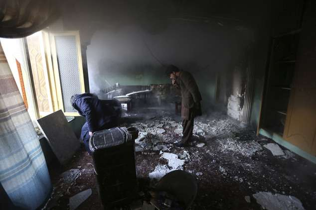 Afghan MP's house attacked 8 dead