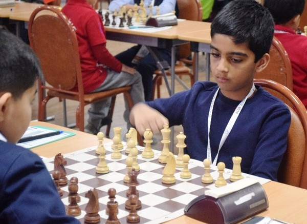 UAE, Gold Medals, Chess Championship