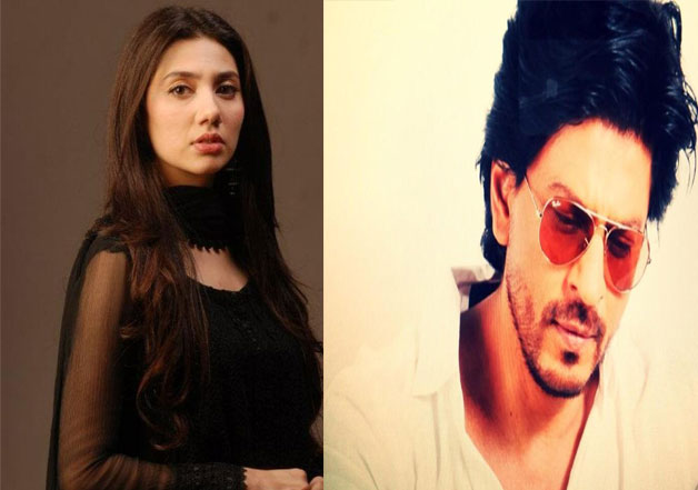 Mahira and SRK- India TV