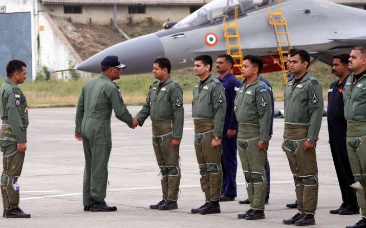 SC rules clean shave must for air force officers
