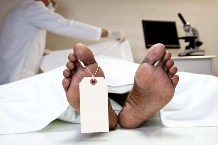 Saudi Morgue