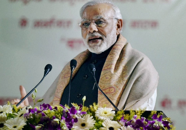 File pic - PM Narendra Modi