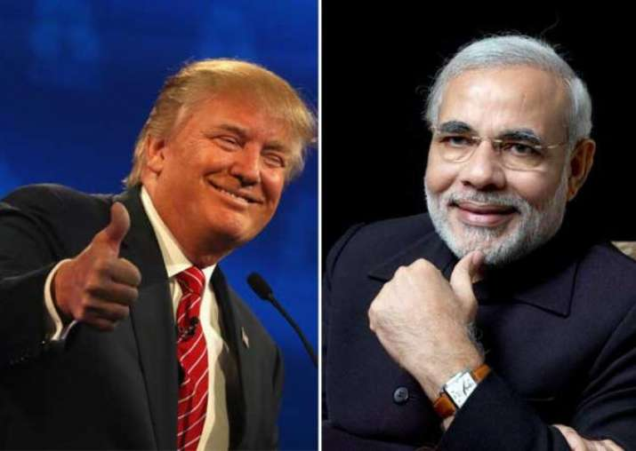 Modi's demonetisation, Trump on top twitter trends