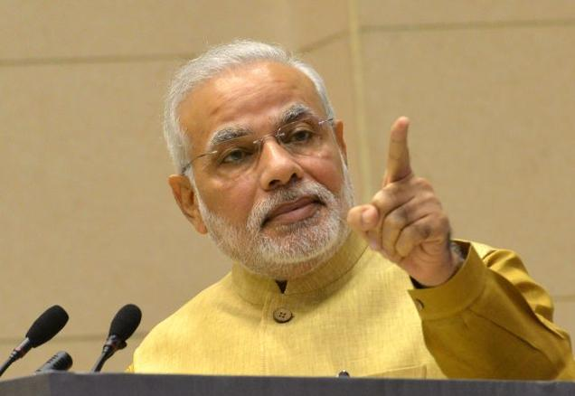 PM Modi directs sting operation to nab corrupt officials