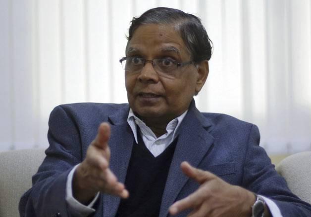 File pic - Niti Aayog Vice-Chairman Arvind Panagariya