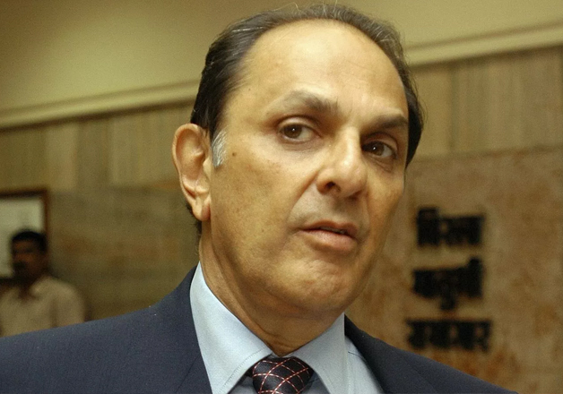 File pic of industrialist Nusli Wadia