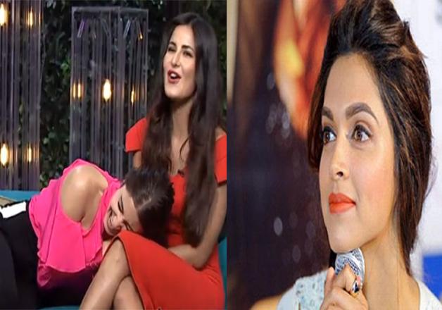 Anushka, Katrina, Deepika- India Tv
