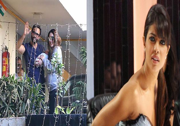 Saif Ali Khan, Kareena Kapoor, Priyanka Chopra- India Tv