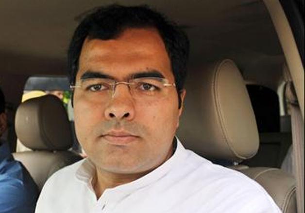 File pic - BJP MP from West Delhi Parvesh Verma