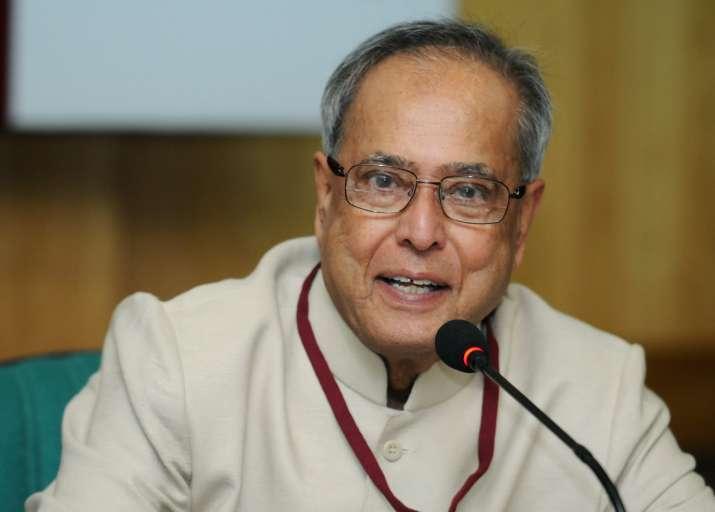 File Photo of Pranab Mukherjee
