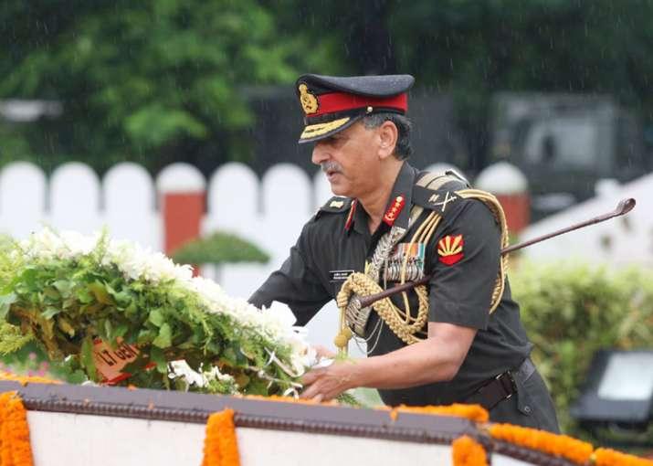 Lt Gen Praveen Bakshi has been superseded by his junior