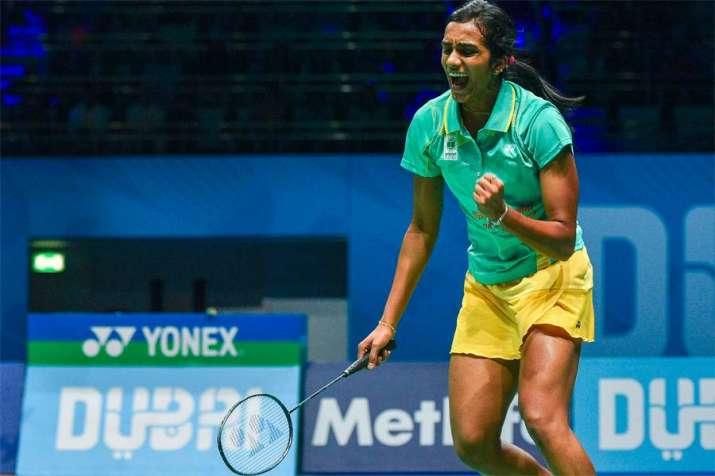 PV Sindhu avenges Rio loss