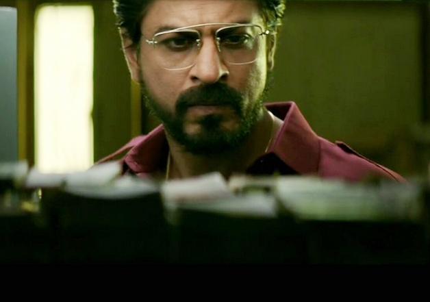 adbe16e5e9 Raees trailer  Welcome Shah Rukh Khan the gangster and ACP ...