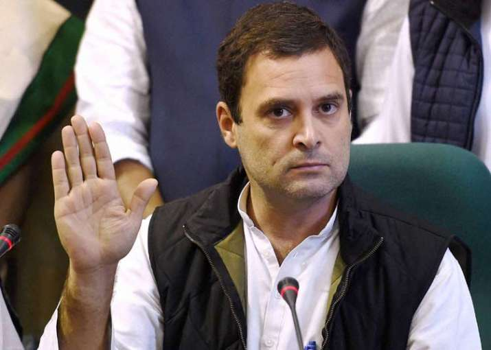 Proof against Modi 'bulletproof': Rahul Gandhi assures