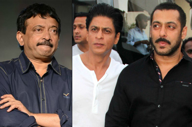 RGV trashes SRK, Salman after watching Aamir's Dangal