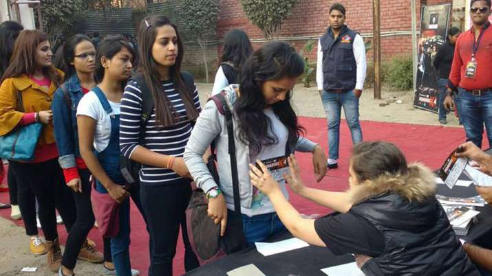 India Tv - Roadies Auditions in NCR