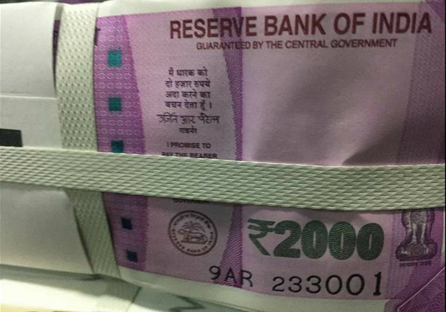 Mahatma Gandhi missing from new Rs 2000 notes in MP