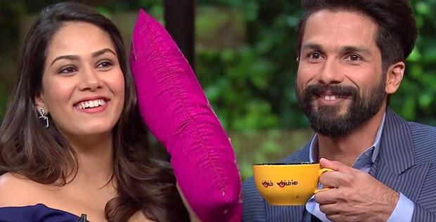 KWK': 'Jealous' husband Shahid still after Mira's ex