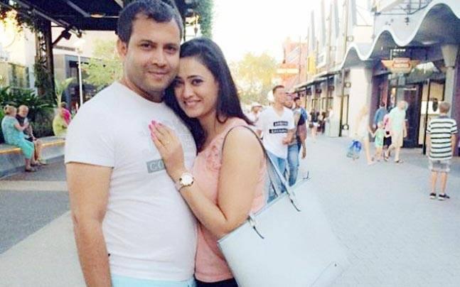 India Tv - Shweta Tiwari and Abhinav Kohli welcome their first born