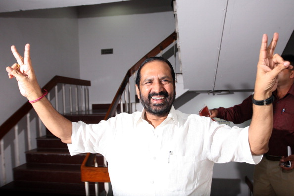 Graft-tainted Kalmadi, Chautala appointed IOA life