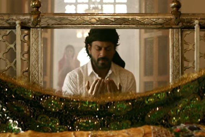 SRK's 'Raees' irks Shia community