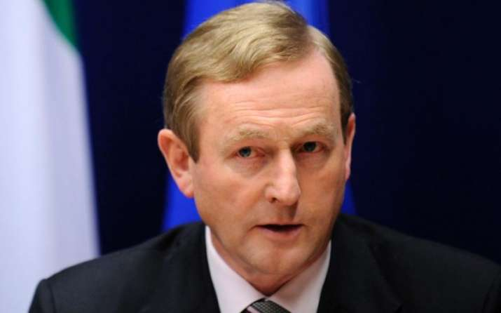File Photo of Taoiseach Enda Kenny