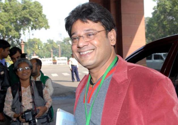 File pic - CBI arrests Trinamool MP Tapas Pal in Rose