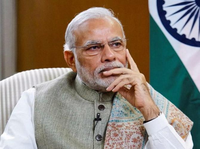 PM Modi addresses BJP lawmakers