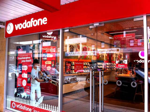 Vodafone's 4G deployment contract to Ericsson comes amid