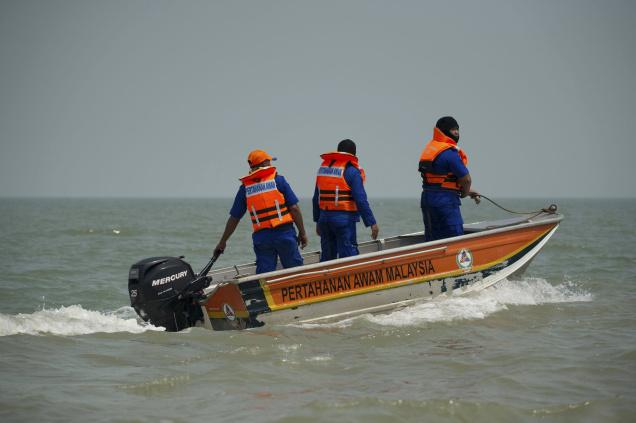 Search and rescue mission by Malaysian authorities is on