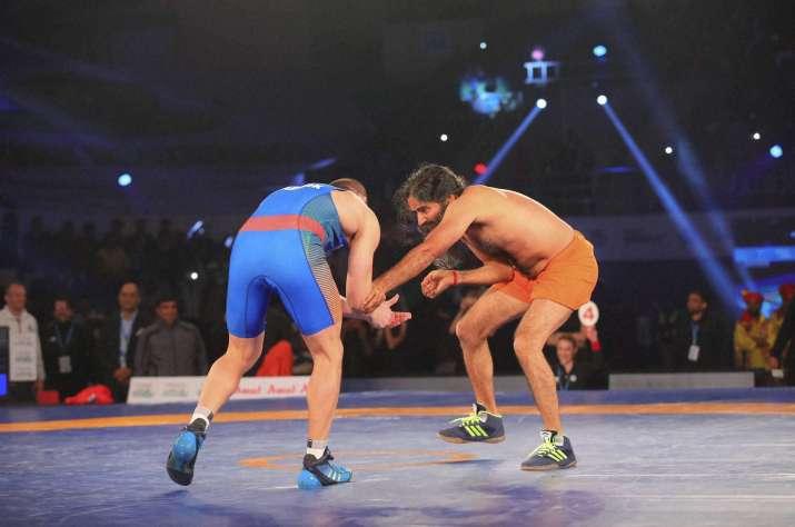 Baba Ramdev, Twitter, Olympic Medallists