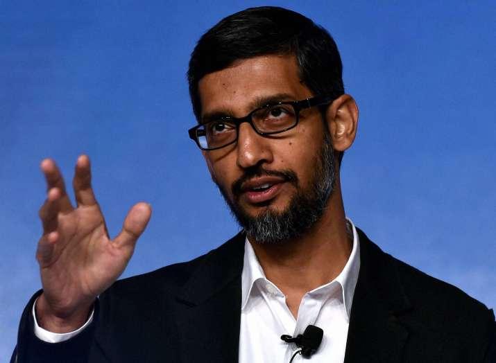 Google CEO, Software, IIT Kharagpur, Sundar Pichai
