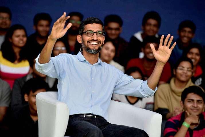 Google, Sundar Pichai, IIT, Google CEO
