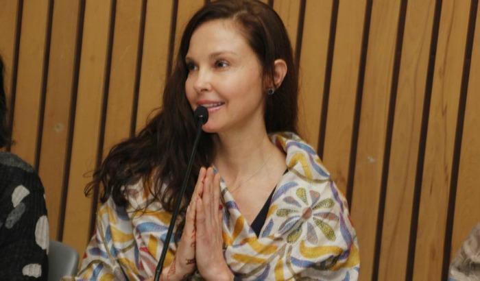 Ashley Judd in Delhi