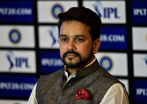 File photo of Anurag Thakur