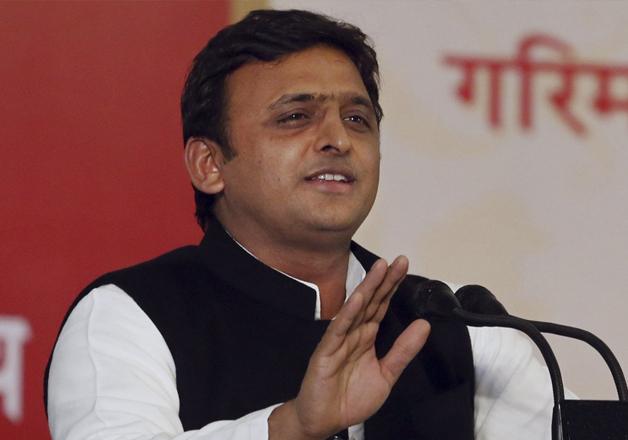 File pic - Samajwadi Party chief Akhilesh Yadav