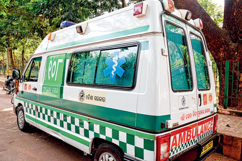 Tribal, Odisha, Death, Woman Dies, Ambulance