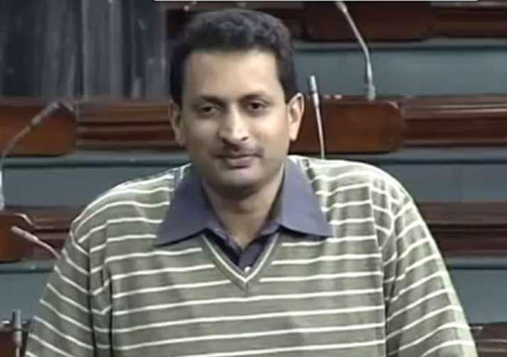 Ananth Kumar Hegde represents Uttara Kannada in Parliament